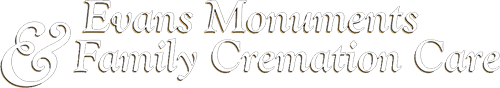 Evans Monuments Cremations and Funeral Plans