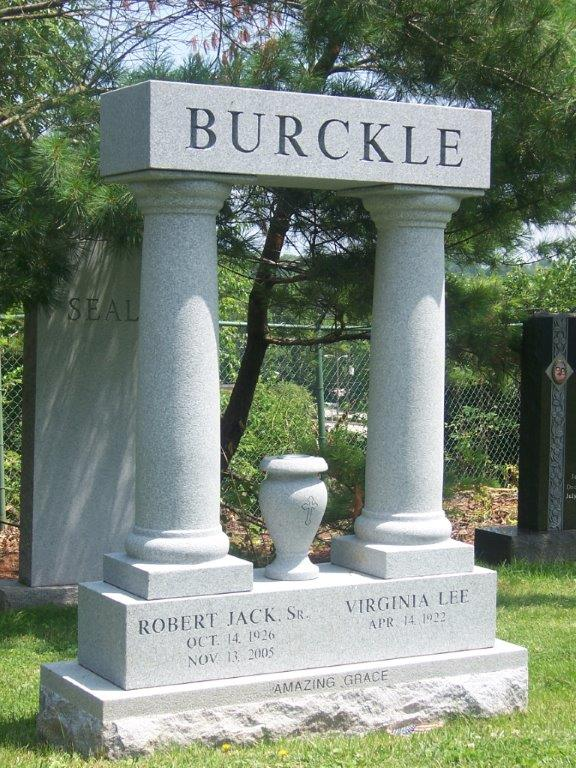 Burckle - Vertical